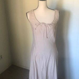Cami Nude Style Peasant Dress Size 10